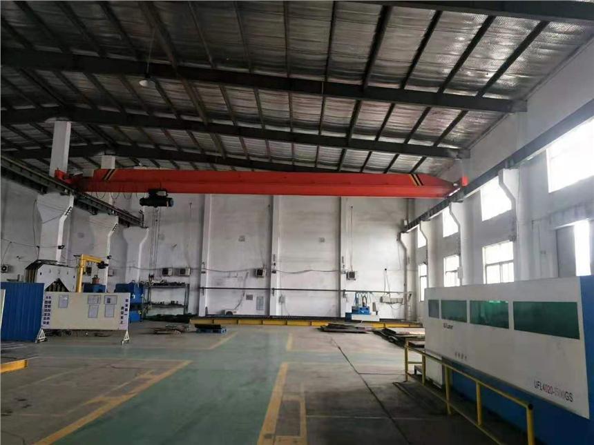 天津天车厂家 LDA型1-20吨电动单梁桥式起重机
