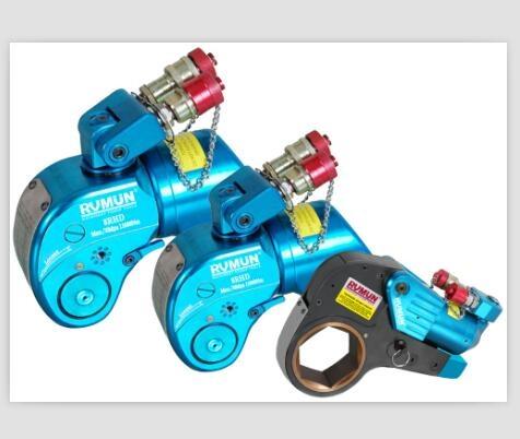 电动液压扭力扳手,10RHD型号液压扳手,RHD型液压扭矩扳手