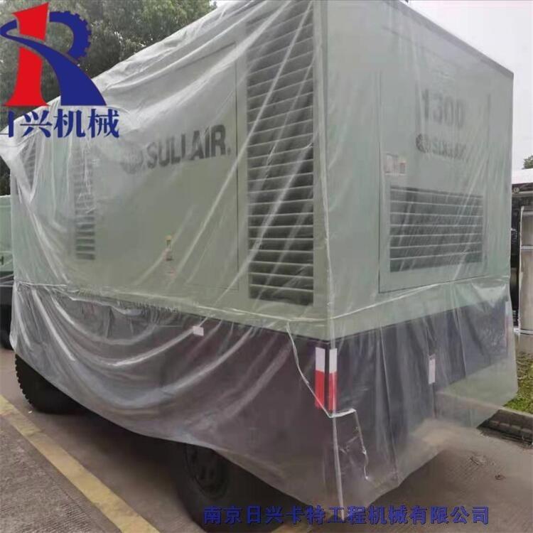 永康柴油移动空压机租赁  空压机设备解决方案 柴动空压机驱动引擎