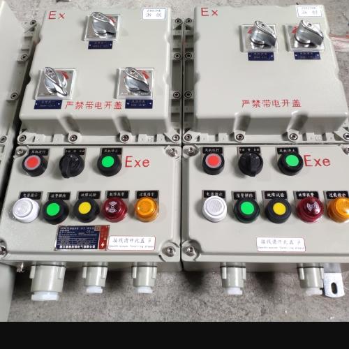 BXM-DIP6粉尘防爆照明配电箱