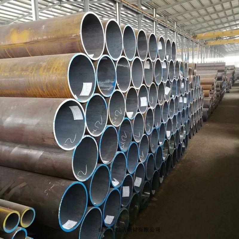 海南Q345B流体管精密无缝钢管厂家