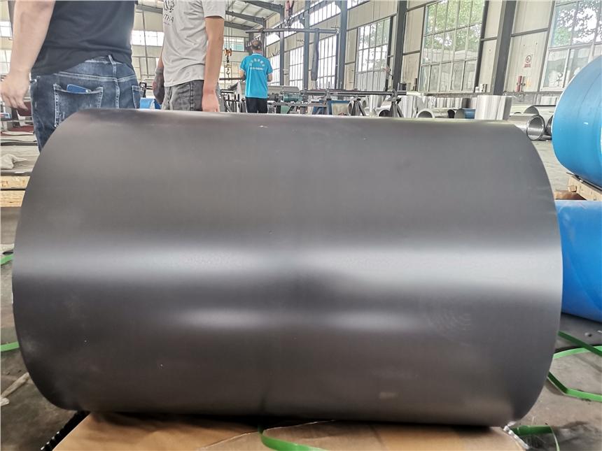 滁州现货0.5mm保温铝卷报价