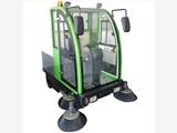 手推式节能扫地机 无动力环保扫地机 灰尘垃圾清扫车 住宅院子轻型扫地机