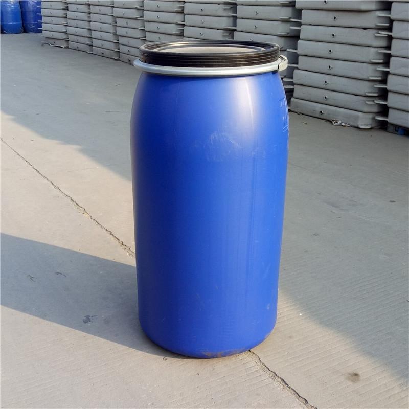 新佳塑业    160升法兰桶  160kg大口桶生产厂家