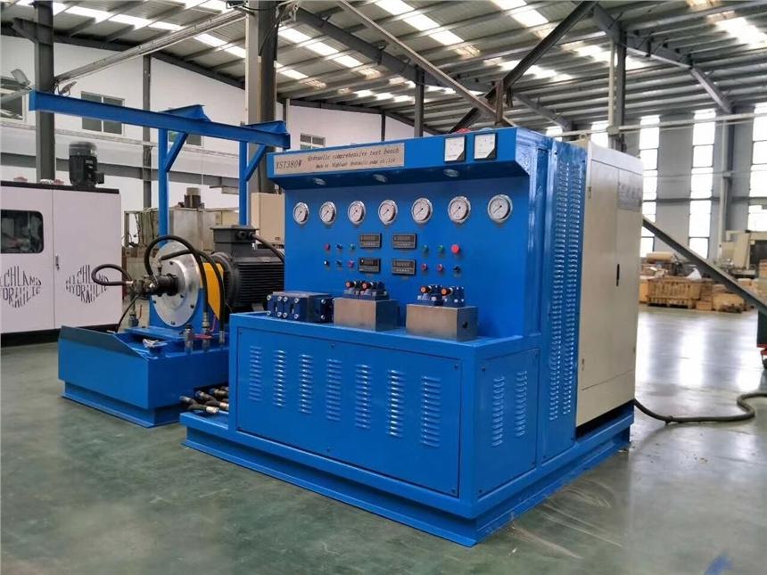 定做液压泵试验台-液压泵测试台-多路阀测试台厂家功能齐全链接方便