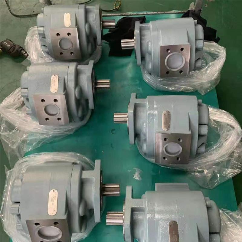 云南掘进机三联齿轮泵CBK1016-B4F齿轮泵
