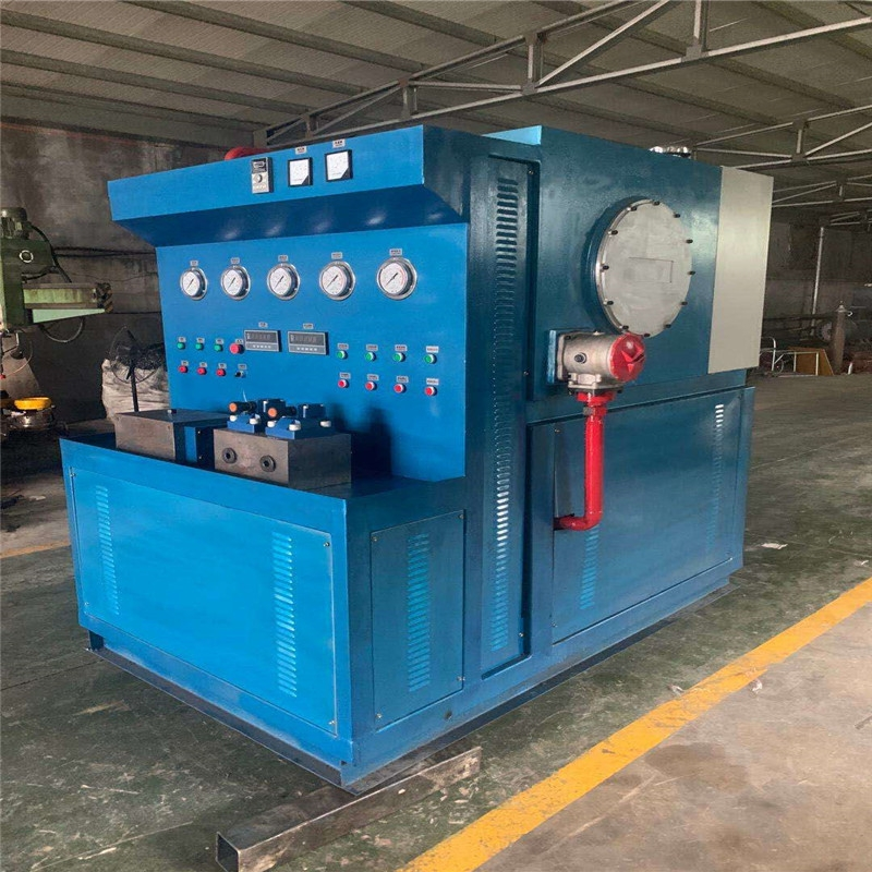 High-power hydraulic test-bed, hydraulic test-bed manufacturers, hydraulic calibration table