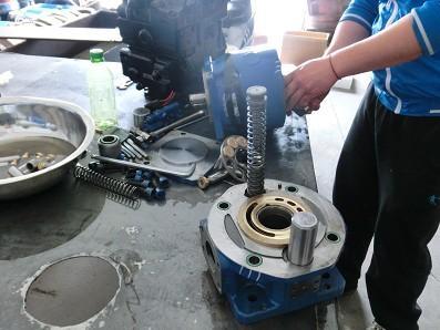 黑龙江减速机泵马达维修厂 专业液压维修厂家
