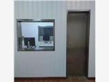 金华CR室铅玻璃观察窗洞口防护