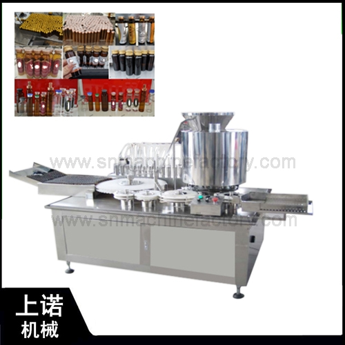 5-30ml bottle Oral liquid filling machine with bottle washing automatic grade