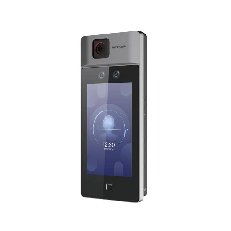 海康威视DS-K1T671TM-3XF 人脸 指纹 IC卡二维码 带测温疫情专业