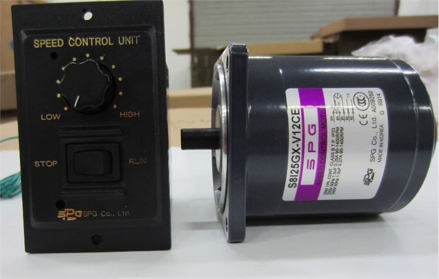 S9I90GXH-V12CE SPG电机 SPG调速电机 韩国SPG电机