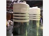 秀洲30立方塑料储罐工地