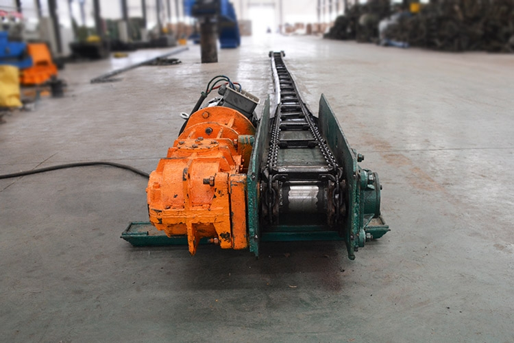 SGD320/17B刮板输送机 矿用刮板机 煤溜子厂家嵩阳煤机