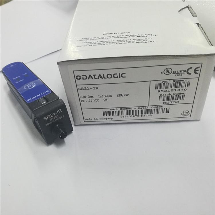 SR21-1R得力捷/帝思传感器DATALOGIC SR21-IR配二米线