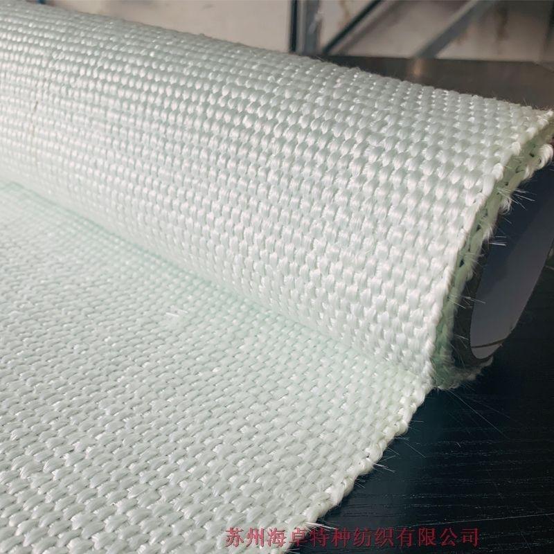 鞍山现货供应海卓玻璃纤维铝箔防火布保温隔热布铁岭石油电厂铝箔布