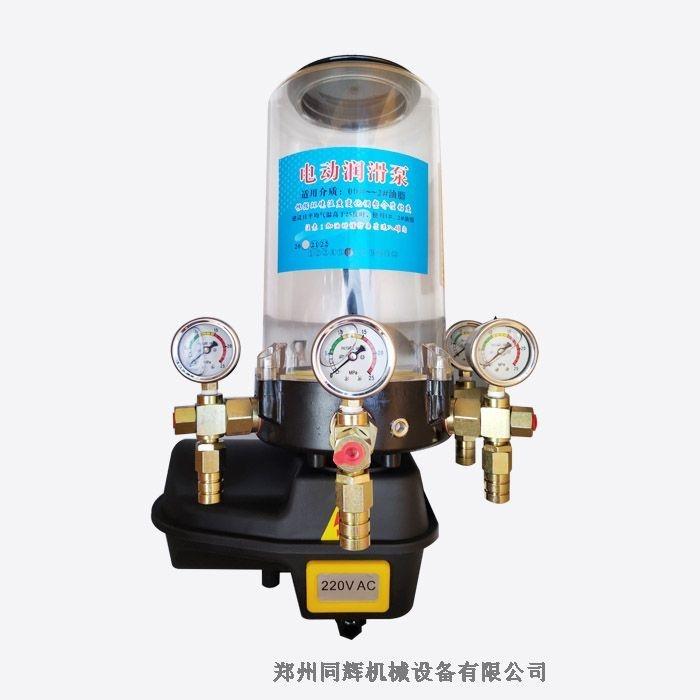 电动润滑油泵 搅拌站机用黄油泵 电压24/220/380V油脂泵