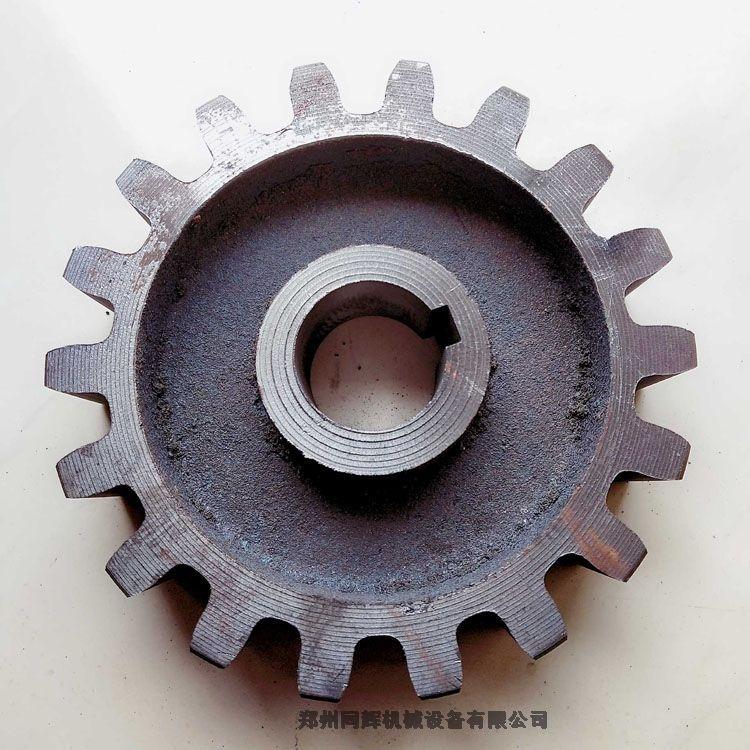 混凝土搅拌机齿轮 jzc350减速机18齿大齿轮 齿圈搅拌机变速箱齿轮配件