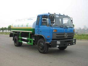 Large and small Dongfeng fog cannon car