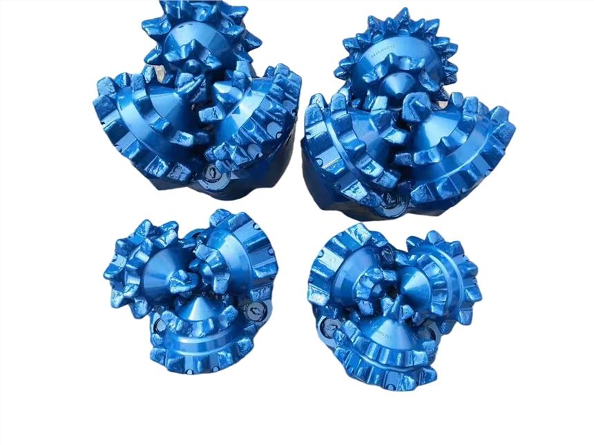 供应三牙轮钻头镶齿三牙轮钻头三牙轮钻头价格规格