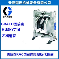 GRACO Husky716 19.05 mm air-operated diaphragm pump