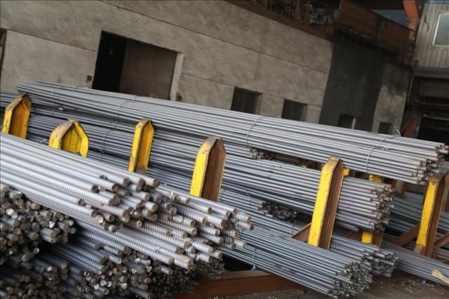 云南预应力精轧螺纹钢筋15mm精轧螺纹钢筋连接器全国直发