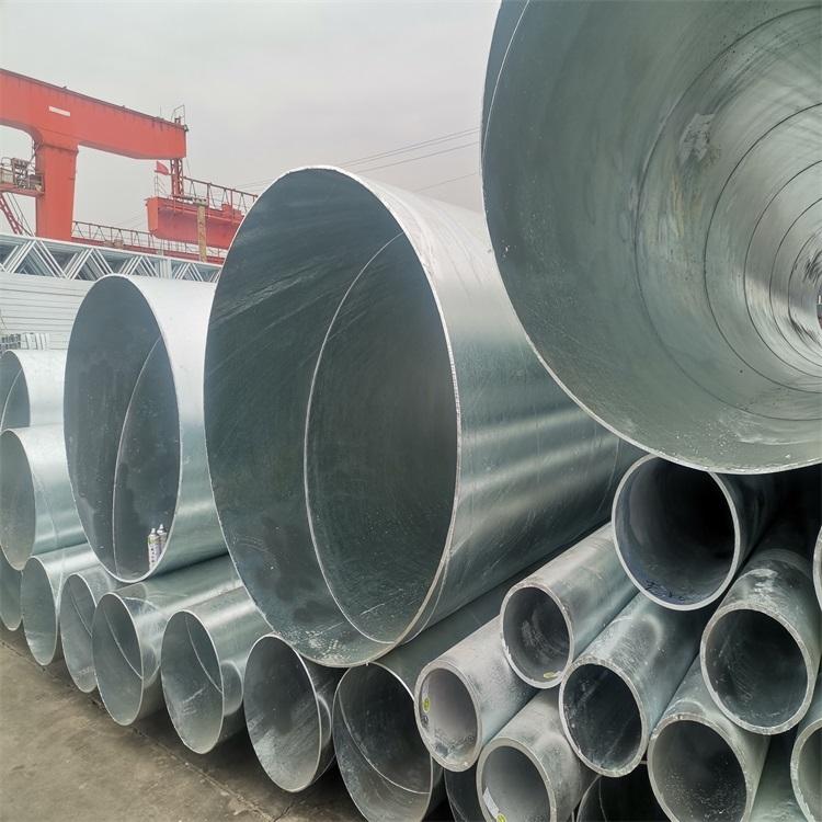 防腐保温螺旋焊管 大口径螺旋钢管厂家 量大优惠