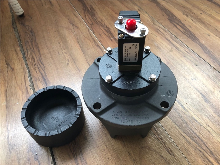 3inch DN80mm piston type pulse valve Alstom design Optipow 105 for dust filter pictures & photos