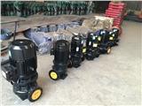 不锈钢管道泵环保合格厂家 著名管道泵品牌 管道泵价格