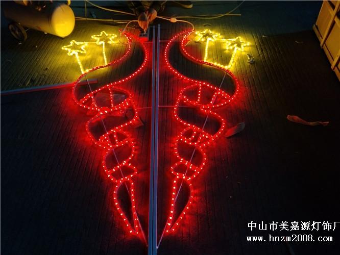 造型灯,中国元素彩灯造型,中国龙,来图均可定制