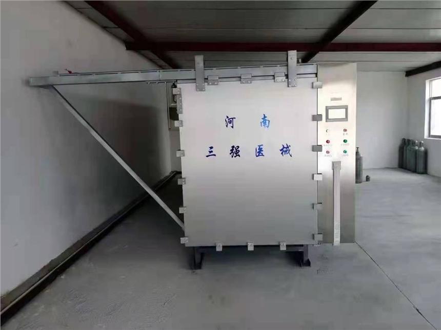 环氧乙烷灭菌柜 大型消毒柜 防护用品工厂专用全自动 医用灭菌器