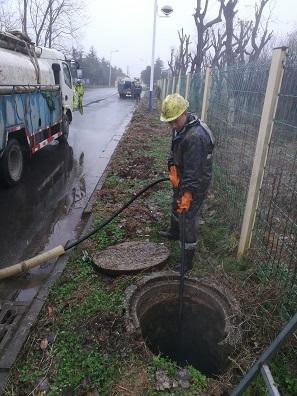 洪山区武东雨水管道清洗