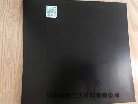 2.0毫米厚建标质量黑膜√工厂销售单价低濮阳