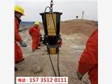 山西夏县破碎硬石头的设备劈石机-制造商