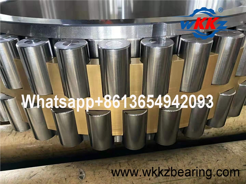 NU19/900M single row cylindrical roller bearings 900X1180X122mm for rolling mills,WKKZ BEARING,