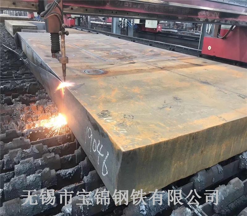 钢板机械零部件下料