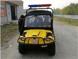 水陆全能地形车水陆两栖沙滩车8轮驱动用于旅游开发城市内涝救险