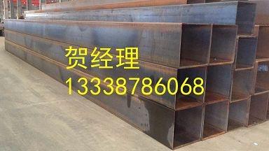 常州大口径方形钢管 300*250*12Q355B方管 型号
