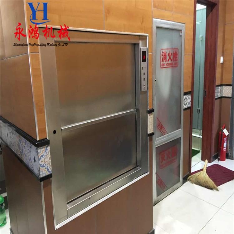 江西九江3层3站餐厅传菜货梯,传菜机特点及价格