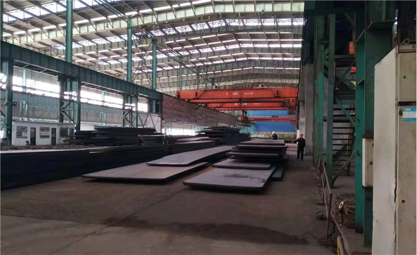 06Ni9DR低温容器钢板的实行标准和化学成分生产工艺
