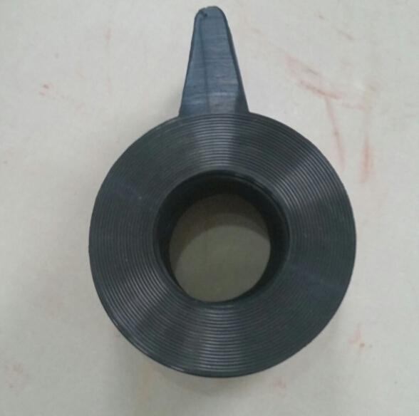 陕西三元乙丙橡胶垫价格/橡胶法兰孔密封垫片生产厂家