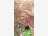 钢丝绳网片——聚合物砂浆加固