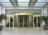 上海酒店感应门办公楼旋转门银行旋转门安装