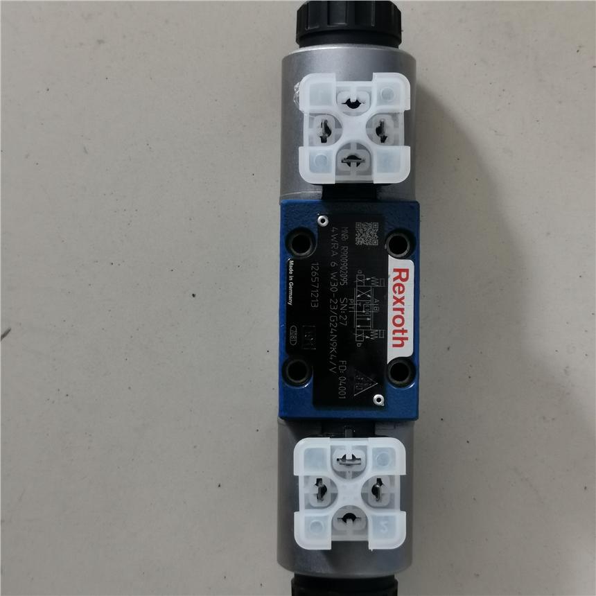 力士乐R900902095 4WRA6W30-23/G24N9K4/V