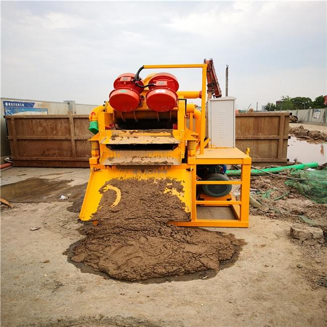 广东珠海石料厂洗砂泥浆处理分离器调价信息