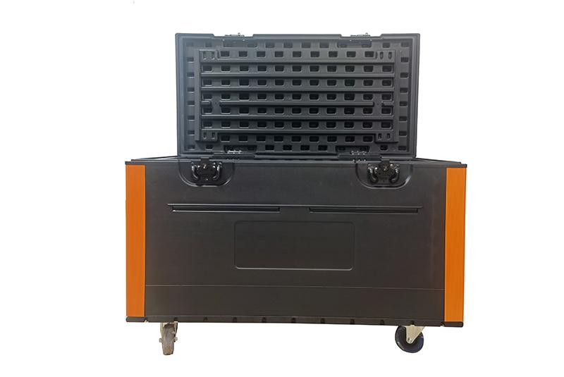 舞台设备租赁运输箱 塑料航空箱周转箱包装箱