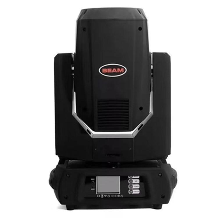 DMX512光束灯 炫展灯光XZ350三相电机驱动光束图案灯