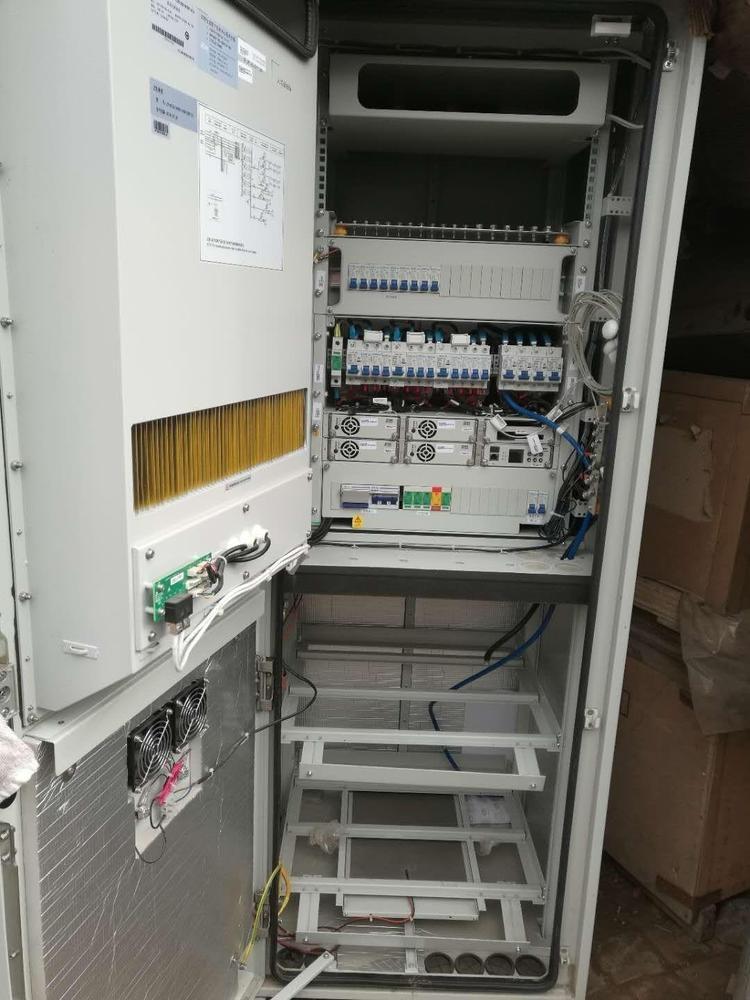华北区域中兴ZXDU68 B301V5.0通信直流电源系统48V300A