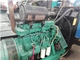二手柴油发电机200KW富豪TAD734GE深圳出售