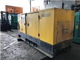 二手柴油发电机劳斯莱斯100KW静音箱出售广西